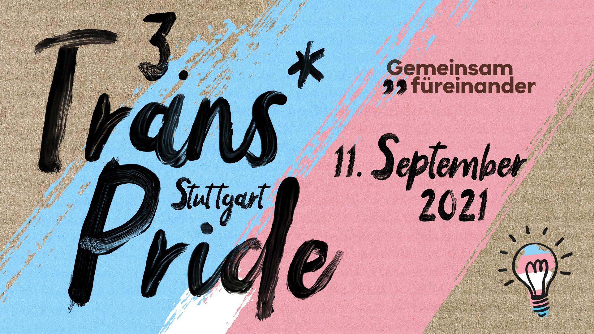 3. Trans* Pride Stuttgart
